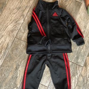 Adidas Baby Tracksuit